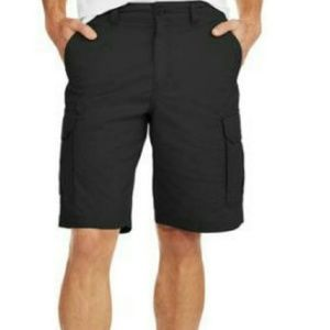 FADED GLORY Men's Cotton Cargo Shorts